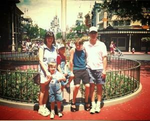 DisneyWorld 1996